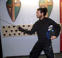 Fencing Instructor